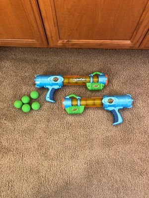 2 - Nerf Reactor Toys for Sale in Corona, CA
