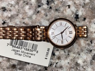 Fossil Rose gold watch for Sale in Allen,  TX