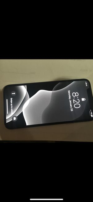 iPhone X 64G for Sale in Rowland Heights, CA