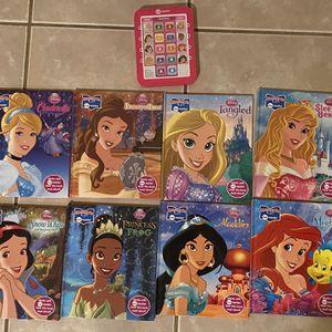 Disney Princess ereader for Sale in Germantown, MD