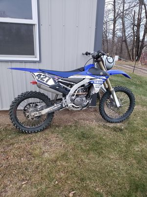 2017 yz250f for Sale in Menahga, MN