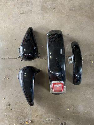 Harley Shovelhead FLH Complete tins 5 gallon for Sale in Volo, IL