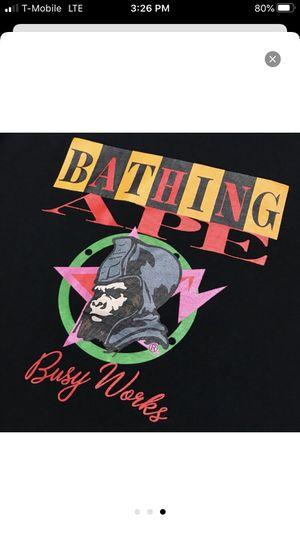 Bape shirt for Sale in Washington, DC
