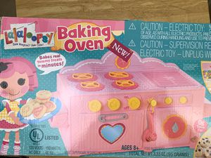Easy bake oven-lalaloopsy for Sale in Germantown, MD