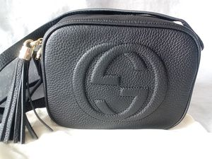 GUCCI SOHO DISCO BLACK BAG FOR WOMEN s for Sale in Houston, TX