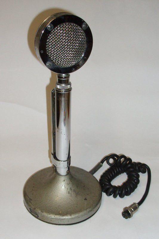 1933 Astatic Corp D-104 Microphone