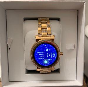 Michael Kors Women Smart Watch for Sale in Tampa, FL