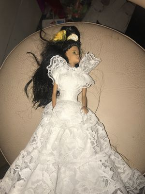 Barbie Wedding Dress for Sale in Orangevale, CA