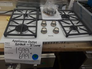 "30"" Viking cooktop for Sale in Los Angeles, CA"
