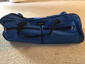 Jeep duffle bag with wheels for Sale in San Diego, CA