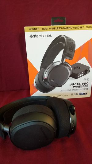 Arctis Pro Wireless - Best Gaming Headset for Sale in Sugar Land, TX