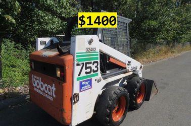 🍁🔥1997 Bobcat 753 Price $1400 🔥🍁 for Sale in Irvine,  CA