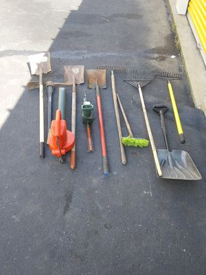 Garden tools for Sale in Indianapolis, IN