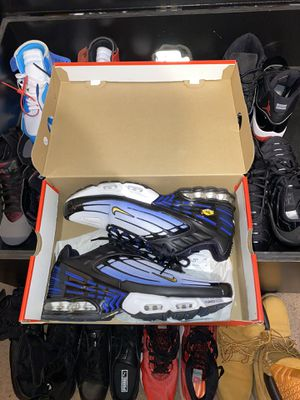 Nike Airmax Plus 3 for Sale in Haverford, PA