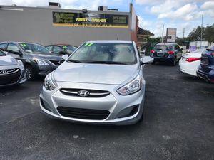 Hyundai accent 2017 for Sale in Virginia Gardens, FL