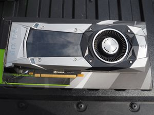 NVIDIA GTX 1060 Founders Edition 3GB Video Graphics Card for Sale in Detroit, MI