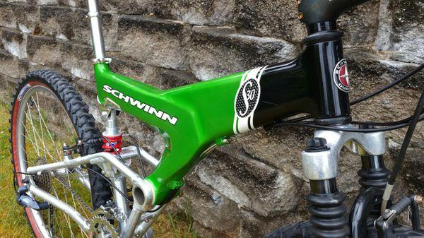 Rare Vintage 1999 Schwinn S-30 Carbon Fiber Mountain Bike for Sale in  Mountlake Terrace, WA - OfferUp