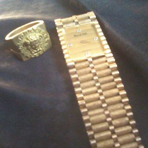 Gold Ring & Watch for Sale in Lynwood, CA