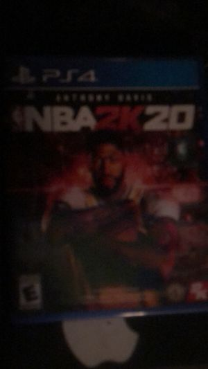 NbA 2k20 brand new disc for Sale in Odessa, TX