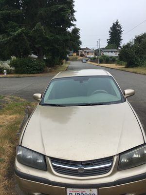 Chevy impala 2005 for Sale in Tacoma, WA
