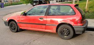 1991 Honda Civic for Sale in Denver, CO