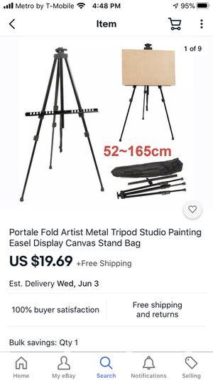 Canvas holder for Sale in Hemet, CA