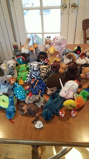 Ty Beanie Babies #A NEW $2 each for Sale in Campbell, CA