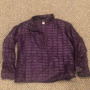Patagonia Ultralight Down Shirt Purple Men's L for Sale in Denver, CO