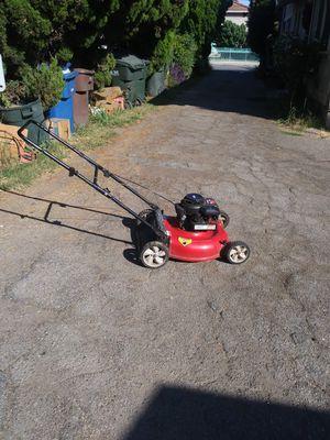 Brigs &Stratton 5.0 Lawn mower. for Sale in El Monte, CA