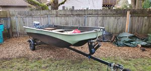 Fishing Boat for Sale in Vancouver, WA