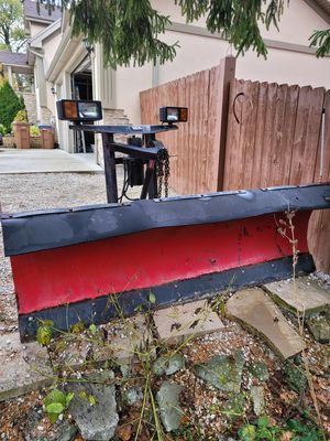 Western snow plow for Sale in Willow Springs, IL
