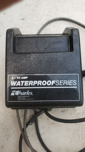 Charles Industries Marine Waterproof Battery Charger for Sale in Marina del Rey, CA