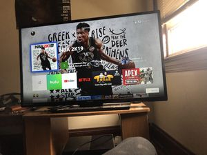 43 inch tv for Sale in Cleveland, OH