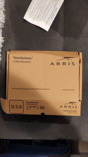 Arris SBG6400 modem for Sale in Tacoma, WA