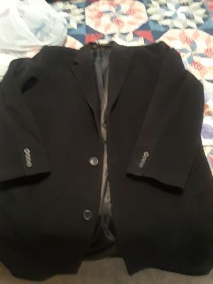 Michael Kors mens Melton coat for Sale in Salt Lake City, UT