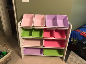 Toy storage for Sale in Plainfield, IL
