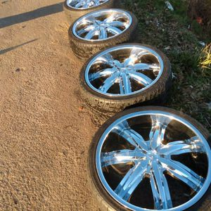 20 Inch Rims for Sale in Gastonia, NC