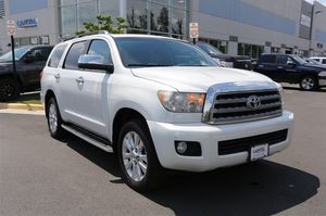 2008 Toyota Sequoia Platinum for Sale in Chantilly, VA