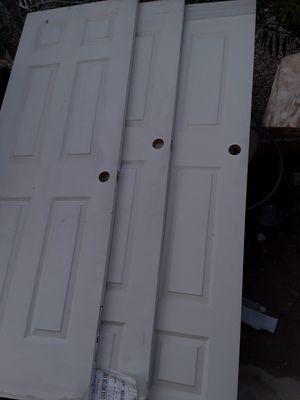 28 inch doors and 30 inch wide doors for Sale in Las Vegas, NV