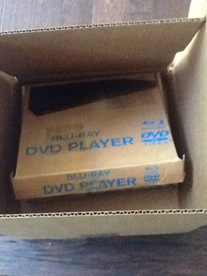 Blu Ray and DVD player new in box. Samsung. With remote for Sale in Parkville, MD