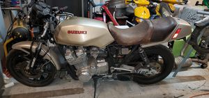 1982 GSX 1100 (time capsule) for Sale in Vancouver, WA