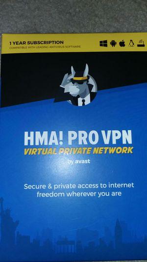 HMA! PRO VPN for Sale in Portage, PA