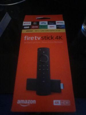 4K FireTv Stick for Sale in Calumet Park, IL