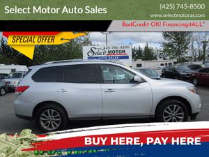 2014 Nissan Pathfinder for Sale in LYNNWOOD, WA