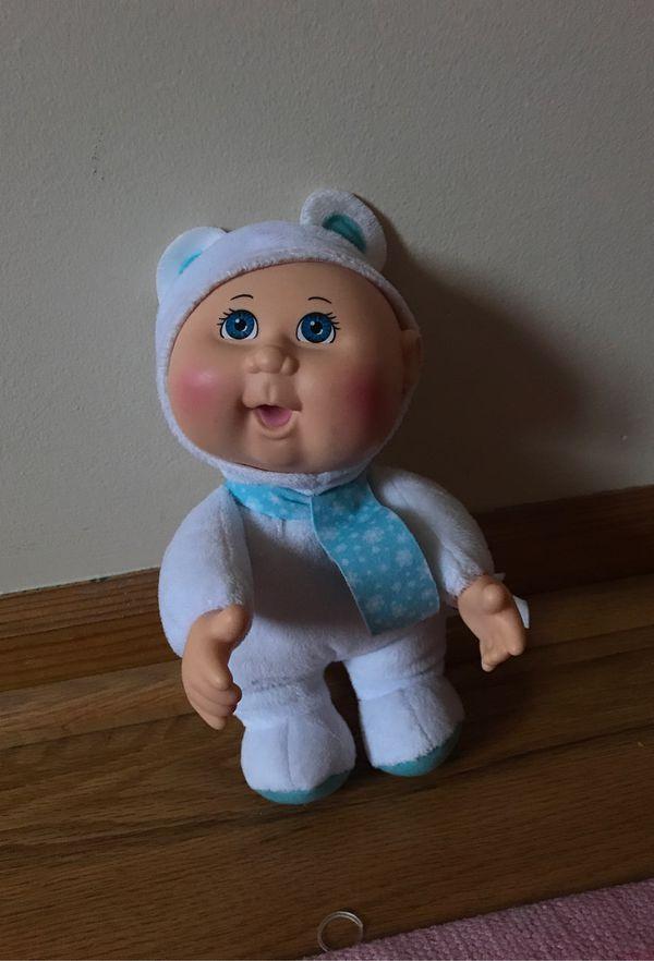 Cabbage patch dolls plushy's