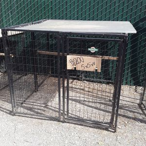 5x5x4 dog kennel cage for Sale in Hollister, CA