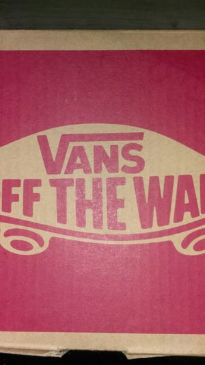 Vans off the wall for Sale in Vero Beach, FL