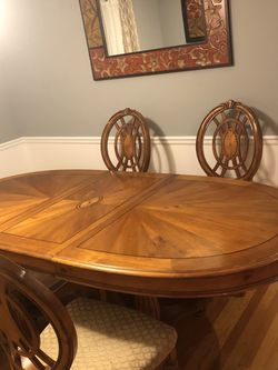 Wooden Dining Table for Sale in Fairview Park,  OH