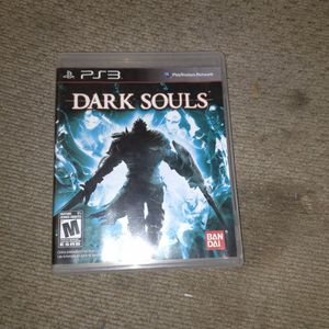 Dark Souls On Ps3 for Sale in Hagerhill, KY