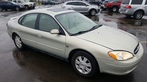 2004 FORD TAURUS SEL for Sale in Canton, OH